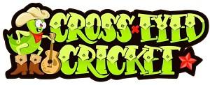 Cross eyed cricket watering hole
